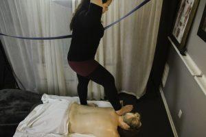 ashiatsu massage, michigan massage and wellness