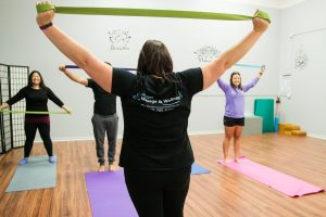on site wellness troy michigan, yoga tune up, yoga troy michigan