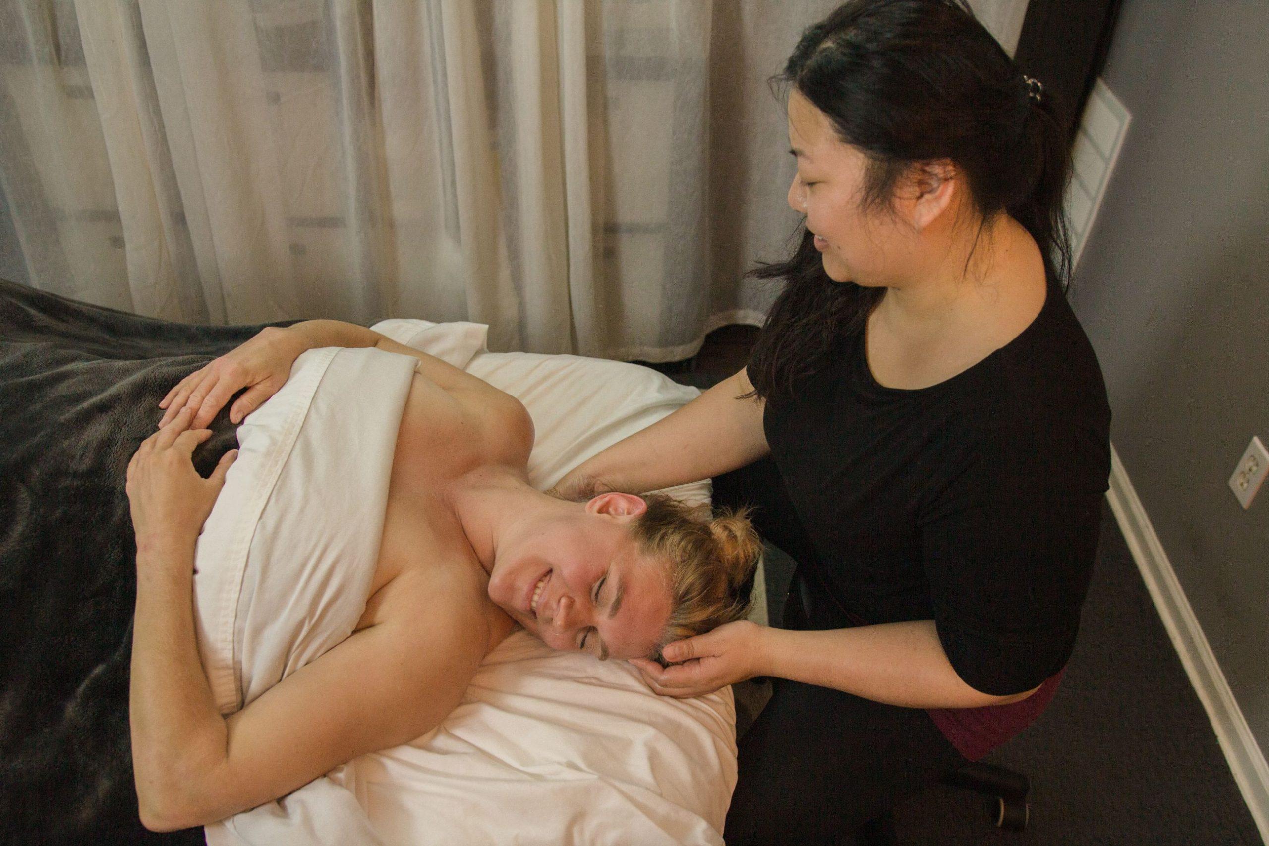 Troy Michigan massage therapist