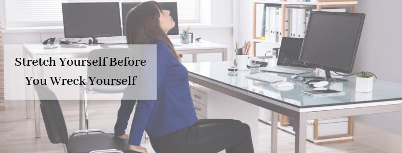 stretching, corporate wellness, onsite yoga