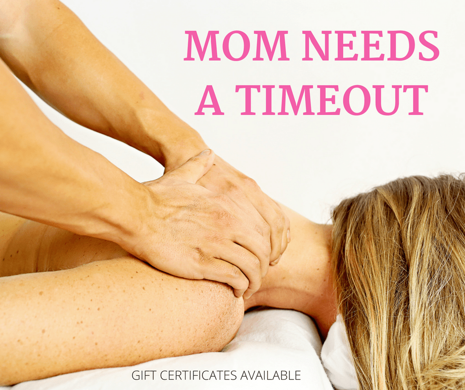 Mothers Day, massage gift certificates