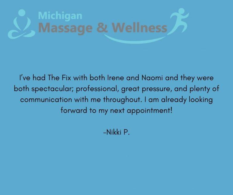 massage therapy troy michigan, michigan massage and wellness