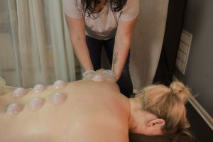 cupping therapy, cupping massage troy michigan