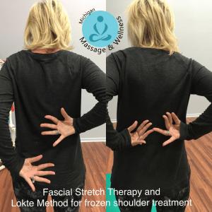 frozen shoulder treatment troy michigan, chronic pain