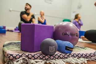 Troy michigan yoga studio, yoga tune up